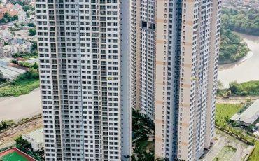 Bảng giá cho thuê căn hộ chung cư Palm Height