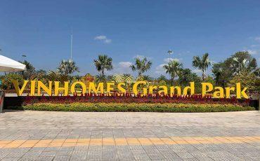 Cho thuê căn hộ Vinhomes Grand Park Quận 9 – Bảng giá 2020