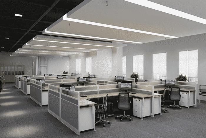 City Gate có nhiều sàn văn phòng với diện tích đa dạng