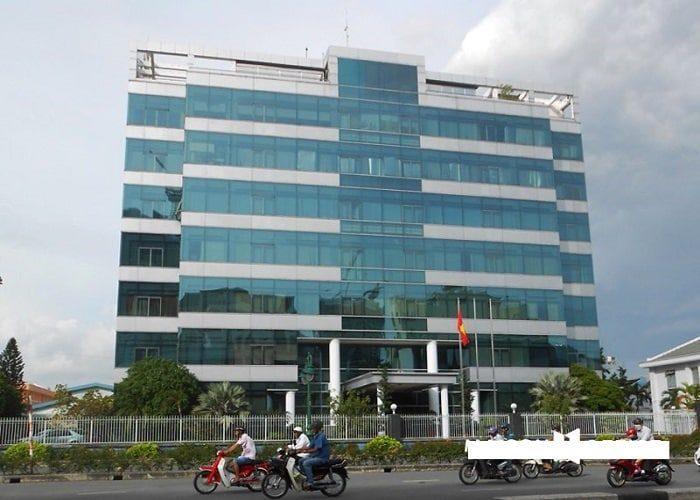 Tòa nhà Saigon Port