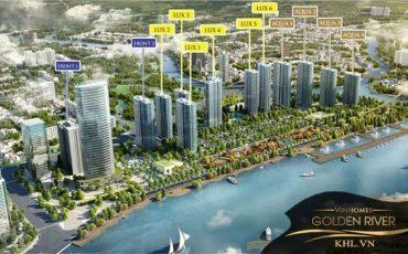 Cho thuê văn phòng Office Vinhomes Golden River giá tốt 2020