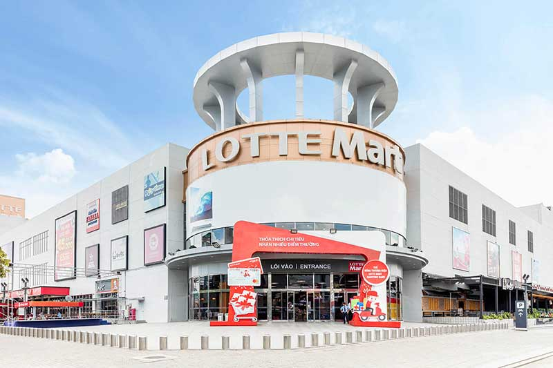Lotte Mart Cityland