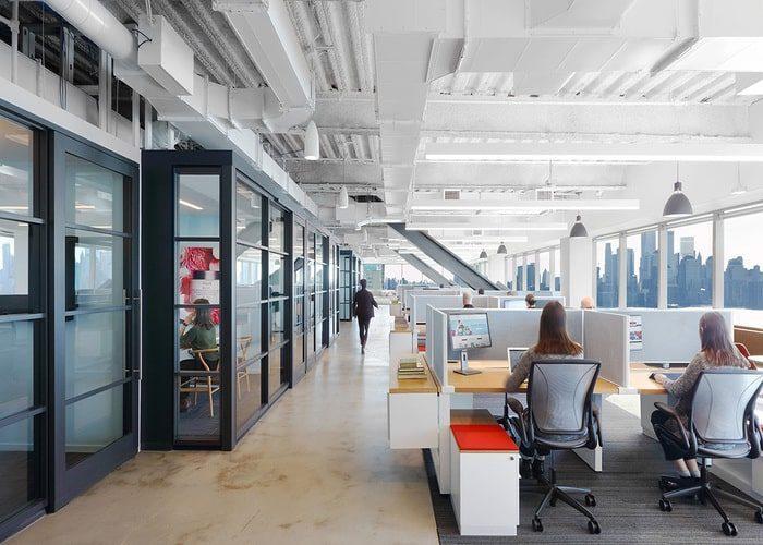 Nhu cầu thuê văn phòng ở Quận 1 đang tăng cao