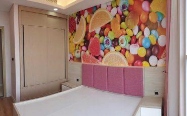 Căn hộ cao cấp Sirina 3 phòng ngủ, 2 toilet, diện tích 130m2
