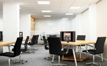 Bảng giá cho thuê Văn Phòng Office Pearl Plaza năm 2020