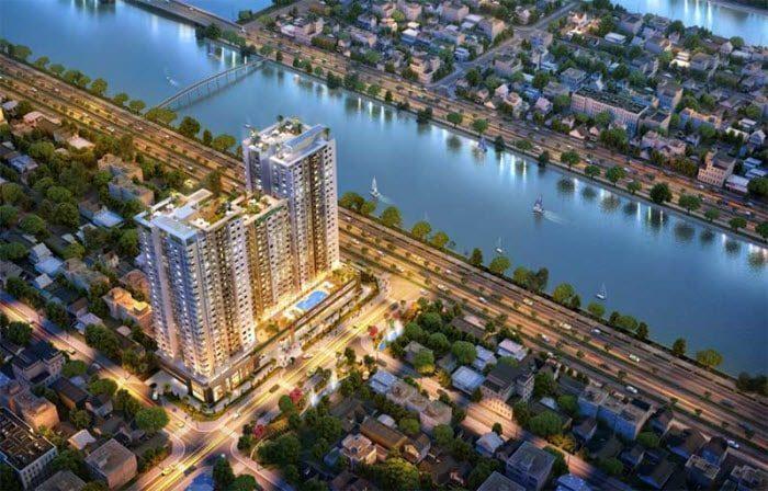Danh sách và giá bán căn hộ chung cư quận 7