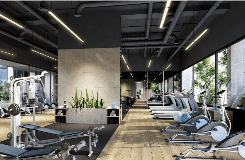Phòng gym Kingdom 101