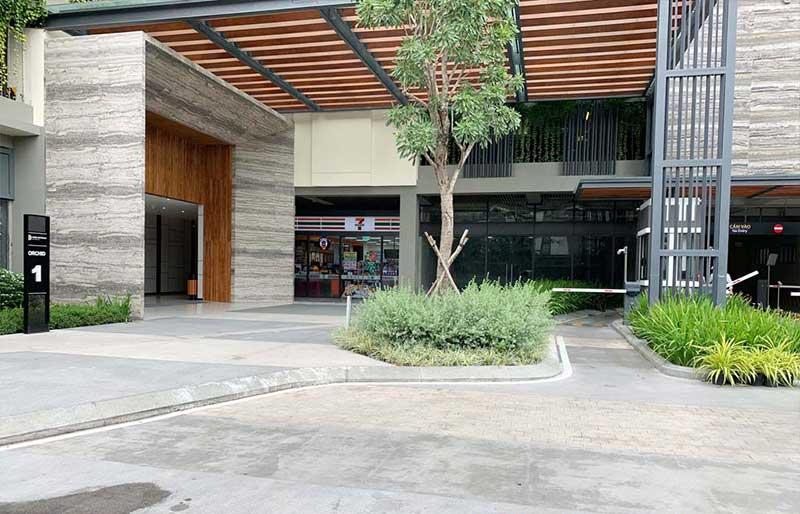 Shophouse Hà Đô Centrosa cho thuê