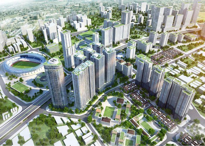 1 Khu do thi la gi - Những khu đô thị, chung cư đáng sống nhất Việt Nam