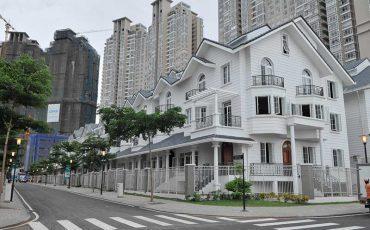 Bảng giá cho thuê biệt thự Saigon Pearl năm 2020