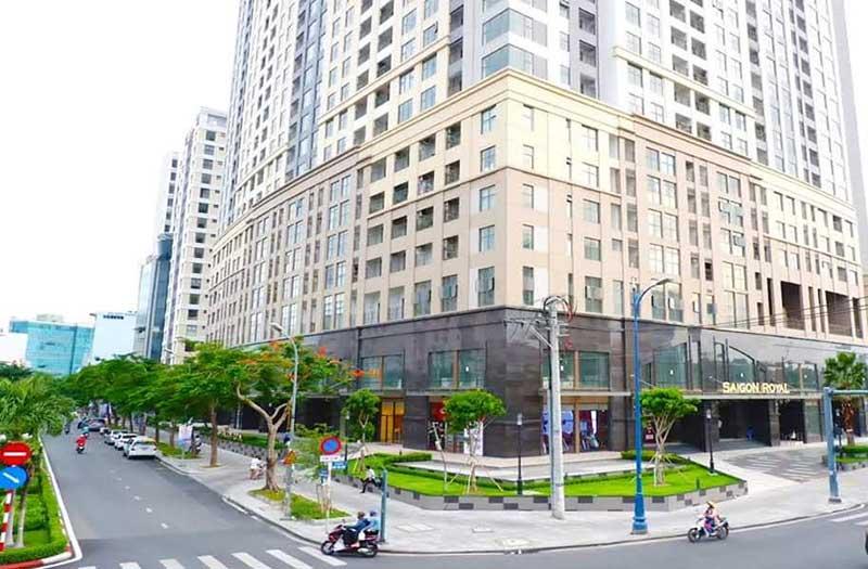Shophouse Sài Gòn Royal q4