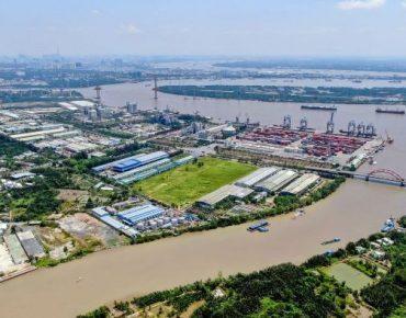 Sự phát triển của khu Nam Sài Gòn gồm những quận nào?