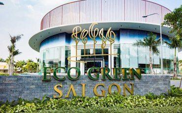 Địa chỉ Eco Green thuộc đường Nguyễn Văn Linh