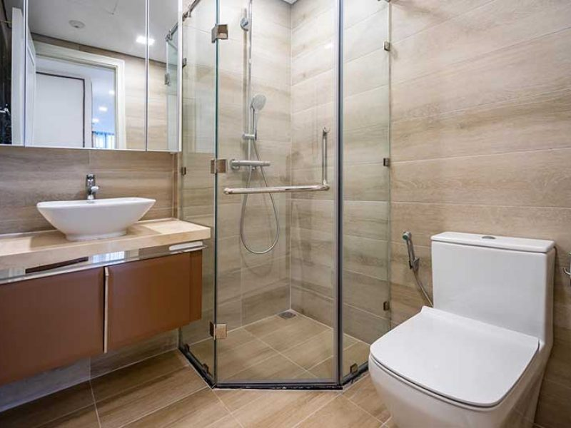 Toilet cho thuê vinhomes central park