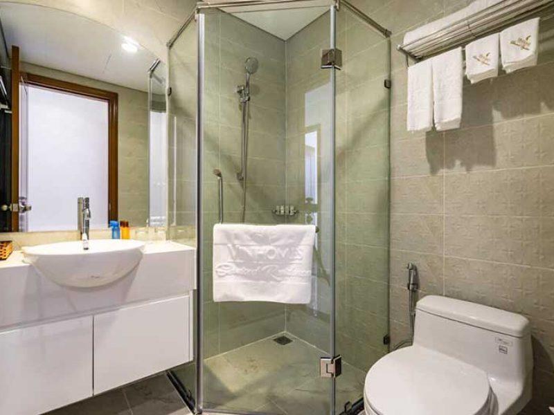 Phòng tắm cho thue can ho vinhomes