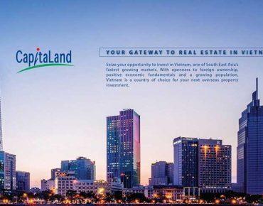 Capitaland - Tập đoàn bất động sản uy tín tại Việt Nam