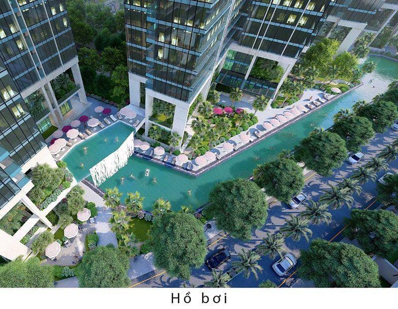 Hồ-bơi-Sunshine-City-Saigon