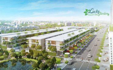 Thông tin dự án đất nền Lucky Garden