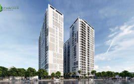Phối cảnh tổng thể dự án Parkview Apartment Bình DƯơng