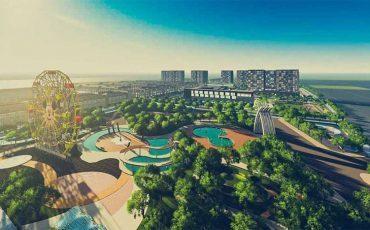 Đất nền và căn hộ The New City An Giang
