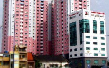 Bảng giá cho thuê căn hộ Central Garden