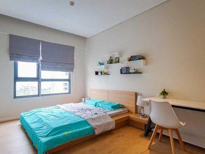 Nội thất bên trong căn hộ Đảo Kim Cương 90m2