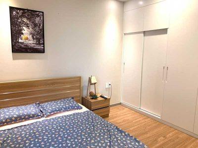 Nội thất bên trong căn hộ Gold View 2 phòng ngủ 81m2