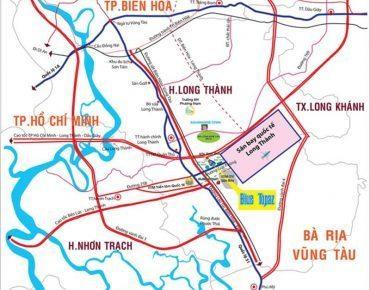 Đồng Nai đề xuất 400 tỷ xây dựng đường vào sân bay Long Thành