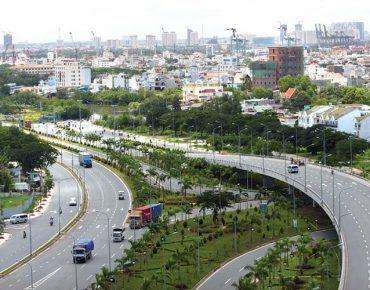 Bất động sản Nhà Bè bứt phá nhờ hạ tầng giao thông phát triển
