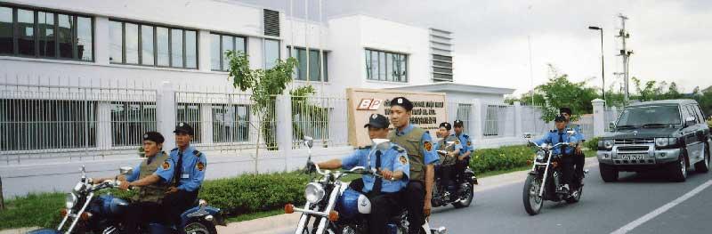 An ninh tại quận 1