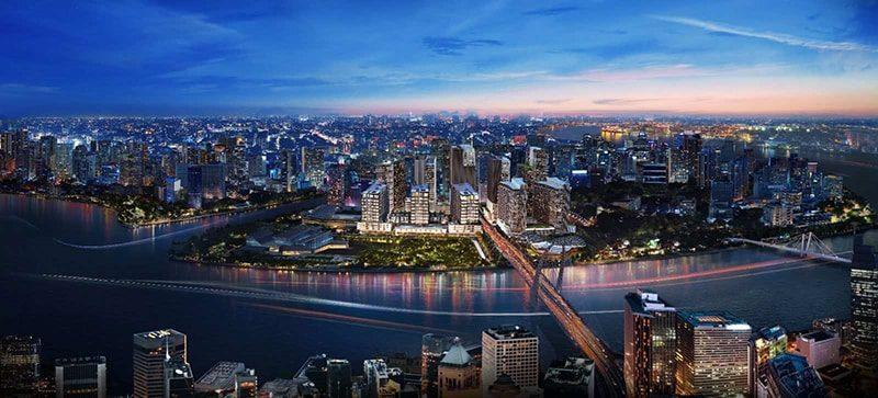 Phối cảnh tổng thể dự án căn hộ cao cấp Metropole
