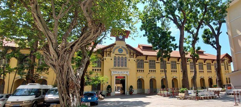 ĐH Sài Gòn - mang nét cổ kính và bình yên đặc trưng của quận 5