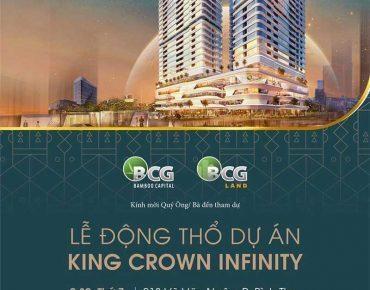 Bamboo Capital - Chủ đầu tư dự án King Crown Infinity Thủ Đức